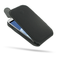 Ultra Thin Leather Flip Top Case for Samsung Galaxy S III S3 GT-i9300