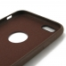 iPhone 6 6s Leather Cover Case (Brown) top quality leather case by PDair