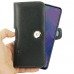 Huawei Nova 6 5G Holster Case Belt Loop Pouch Sleeve handmade leather case by PDair