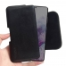 Samsung Galaxy S20 Leather Holster Pouch Case (Black Stitch) handmade leather case by PDair