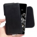 Samsung Galaxy S20 Ultra 5G Leather Holster Pouch Case (Black Stitch) handmade leather case by PDair