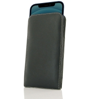 10% OFF + FREE SHIPPING, Buy the BEST PDair Handcrafted Premium Protective Carrying Apple iPhone 12 Leather Sleeve Pouch Case. Exquisitely designed engineered for Apple iPhone 12.
