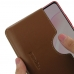 Samsung Galaxy Note 10 Lite Leather Wallet Sleeve Case (Brown) handmade leather case by PDair