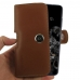 Samsung Galaxy S20 Ultra 5G (in Slim Cover) Holster Case (Brown) handmade leather case by PDair