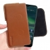 Nokia 2.3 Holster Pouch (Brown) Belt Case Sleeve handmade leather case by PDair