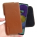 Samsung Galaxy A51 Holster Pouch (Brown) Belt Case Sleeve handmade leather case by PDair