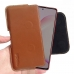 Samsung Galaxy Note 10 Lite Leather Holster Pouch Case (Brown) handmade leather case by PDair