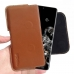 Samsung Galaxy S20 Ultra 5G Leather Holster Pouch Case (Brown) handmade leather case by PDair
