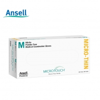 Ansell MICRO-TOUCH Micro-Thin™ Nitrile Powder-free Examination Glove, FDA 510(k), EN 455, ASTM D6319, ISO 9001, ISO 13485, CE, 100% LC. It fulfills all food contact and medical requirements including the European, USA and International standards.