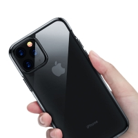 Highly Transparent Soft Gel Plastic Case for Apple iPhone 11 Pro (Transparent)