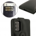 Samsung Galaxy S20 Plus Leather Flip Top Wallet Case genuine leather case by PDair