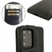 Samsung Galaxy S20 Ultra 5G Leather Flip Top Wallet Case genuine leather case by PDair