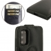 Samsung Galaxy S20 5G Leather Flip Top Wallet Case genuine leather case by PDair