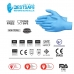 BestSafe Non-Sterile Nitrile Powder Free Examination Gloves , FDA 510(k), EN 455, 100% LC. It fulfills all food contact and medical requirements including the European, USA and International standards.