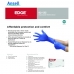 Ansell EDGE®  82-133 Disposable Nitrile Glove, FDA 510(k), EN 455, ASTM D6319, ISO 9001, ISO 13485, CE, 100% LC. It fulfills all food contact and medical requirements including the European, USA and International standards.