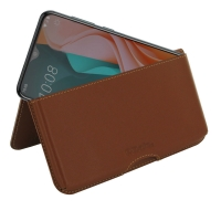 10% OFF + FREE SHIPPING, Buy the BEST PDair Handcrafted Premium Protective Carrying HTC Desire 19s Leather Wallet Pouch Case (Brown). Exquisitely designed engineered for HTC Desire 19s.