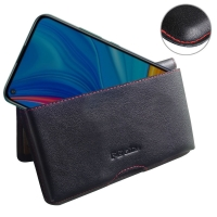 10% OFF + FREE SHIPPING, Buy the BEST PDair Handcrafted Premium Protective Carrying Huawei Enjoy 10 Leather Wallet Pouch Case (Red Stitch). Exquisitely designed engineered for Huawei Enjoy 10.