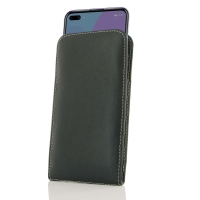 Leather Vertical Pouch Case for Huawei Nova 6