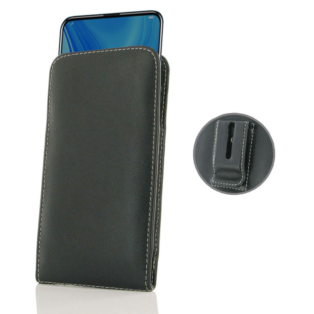 10% OFF + FREE SHIPPING, Buy the BEST PDair Handcrafted Premium Protective Carrying Huawei P smart Pro 2019 Pouch Case with Belt Clip. Exquisitely designed engineered for Huawei P smart Pro 2019.