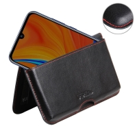 10% OFF + FREE SHIPPING, Buy the BEST PDair Handcrafted Premium Protective Carrying Huawei Y6s (2019) Leather Wallet Pouch Case (Red Stitch). Exquisitely designed engineered for Huawei Y6s (2019).