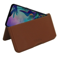 10% OFF + FREE SHIPPING, Buy the BEST PDair Handcrafted Premium Protective Carrying LG V50S ThinQ 5G Leather Wallet Pouch Case (Brown). Exquisitely designed engineered for LG V50S ThinQ 5G.
