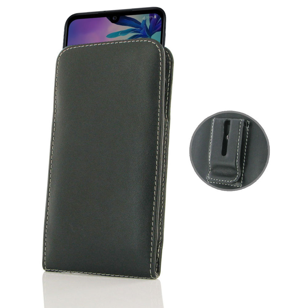 10% OFF + FREE SHIPPING, Buy the BEST PDair Handcrafted Premium Protective Carrying LG V50S ThinQ 5G Pouch Case with Belt Clip. Exquisitely designed engineered for LG V50S ThinQ 5G.