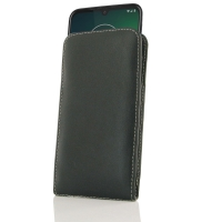 10% OFF + FREE SHIPPING, Buy the BEST PDair Handcrafted Premium Protective Carrying Motorola Moto E6 Play Leather Sleeve Pouch Case. Exquisitely designed engineered for Motorola Moto E6 Play.
