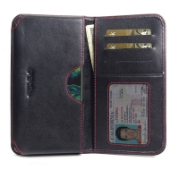 10% OFF + FREE SHIPPING, Buy the BEST PDair Handcrafted Premium Protective Carrying Motorola Moto E6 Play Leather Wallet Sleeve Case (Red Stitch). Exquisitely designed engineered for Motorola Moto E6 Play.