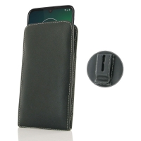 10% OFF + FREE SHIPPING, Buy the BEST PDair Handcrafted Premium Protective Carrying Motorola Moto E6 Play Pouch Case with Belt Clip. Exquisitely designed engineered for Motorola Moto E6 Play.
