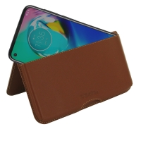 10% OFF + FREE SHIPPING, Buy the BEST PDair Handcrafted Premium Protective Carrying Motorola Moto G Power Leather Wallet Pouch Case (Brown). Exquisitely designed engineered for Motorola Moto G Power.