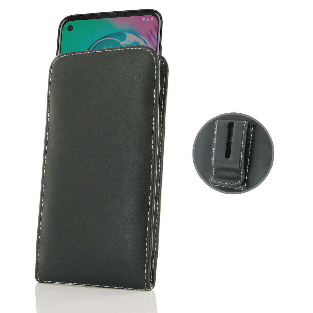 10% OFF + FREE SHIPPING, Buy the BEST PDair Handcrafted Premium Protective Carrying Motorola Moto G Power Pouch Case with Belt Clip. Exquisitely designed engineered for Motorola Moto G Power.