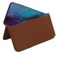 10% OFF + FREE SHIPPING, Buy the BEST PDair Handcrafted Premium Protective Carrying Motorola Moto G Stylus Leather Wallet Pouch Case (Brown). Exquisitely designed engineered for Motorola Moto G Stylus.