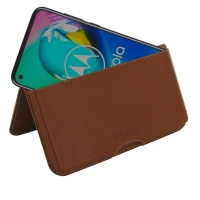 10% OFF + FREE SHIPPING, Buy the BEST PDair Handcrafted Premium Protective Carrying Motorola Moto G8 Power Leather Wallet Pouch Case (Brown). Exquisitely designed engineered for Motorola Moto G8 Power.