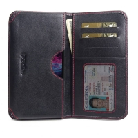 10% OFF + FREE SHIPPING, Buy the BEST PDair Handcrafted Premium Protective Carrying Motorola One Action Leather Wallet Sleeve Case (Red Stitch). Exquisitely designed engineered for Motorola One Action.