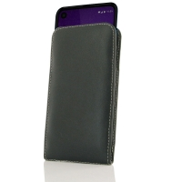 10% OFF + FREE SHIPPING, Buy the BEST PDair Handcrafted Premium Protective Carrying Motorola One Vision Leather Sleeve Pouch Case. Exquisitely designed engineered for Motorola One Vision.