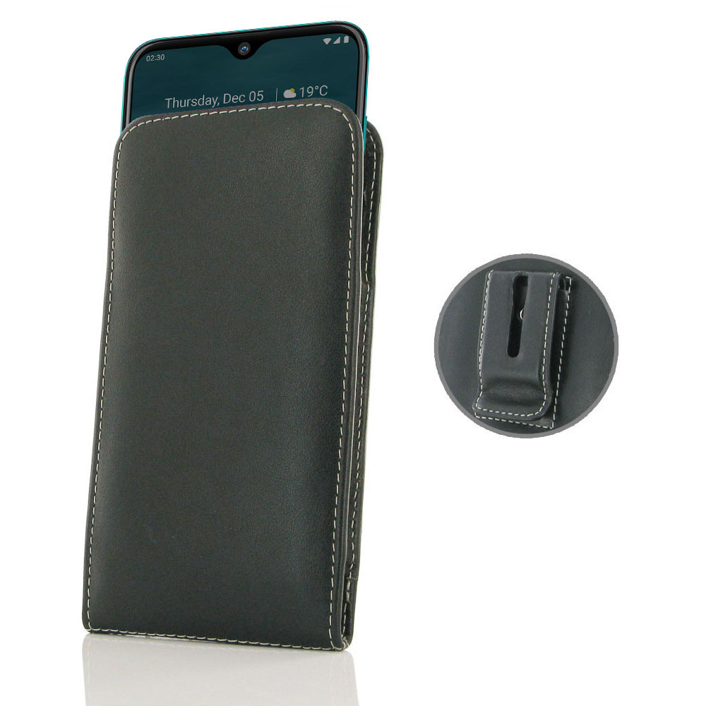 10% OFF + FREE SHIPPING, Buy the BEST PDair Handcrafted Premium Protective Carrying Nokia 2.3 Pouch Case with Belt Clip. Exquisitely designed engineered for Nokia 2.3.