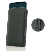Leather Vertical Pouch Belt Clip Case for Nokia 2.3