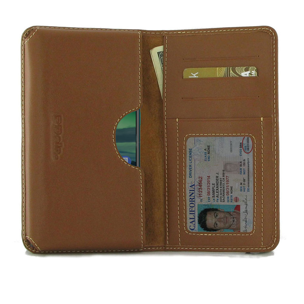 10% OFF + FREE SHIPPING, Buy the BEST PDair Handcrafted Premium Protective Carrying Nokia 2.3 Leather Wallet Sleeve Case (Brown). Exquisitely designed engineered for Nokia 2.3.