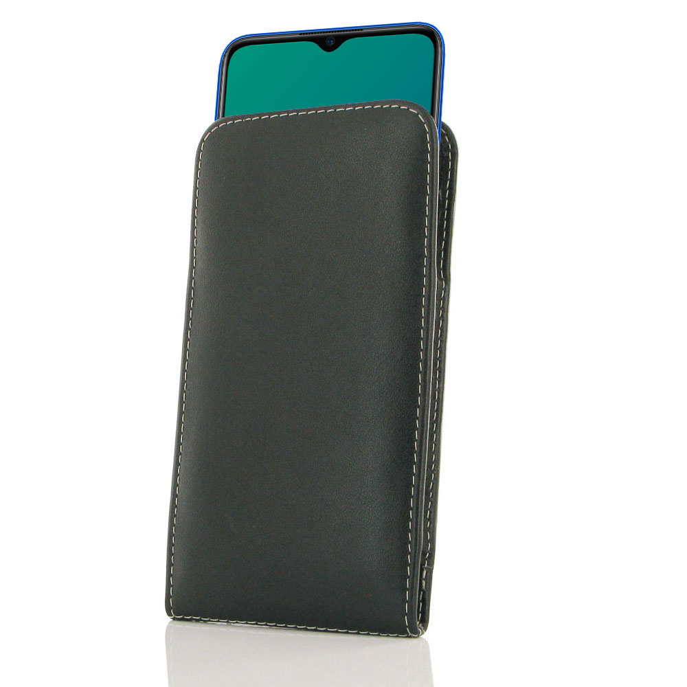 10% OFF + FREE SHIPPING, Buy the BEST PDair Handcrafted Premium Protective Carrying OPPO A9 (2020) Leather Sleeve Pouch Case. Exquisitely designed engineered for OPPO A9 (2020).