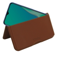 10% OFF + FREE SHIPPING, Buy the BEST PDair Handcrafted Premium Protective Carrying OPPO A9 (2020) Leather Wallet Pouch Case (Brown). Exquisitely designed engineered for OPPO A9 (2020).