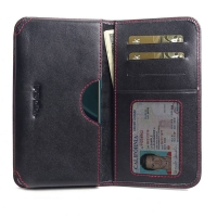 10% OFF + FREE SHIPPING, Buy the BEST PDair Handcrafted Premium Protective Carrying OPPO K5 Leather Wallet Sleeve Case (Red Stitch). Exquisitely designed engineered for OPPO K5.