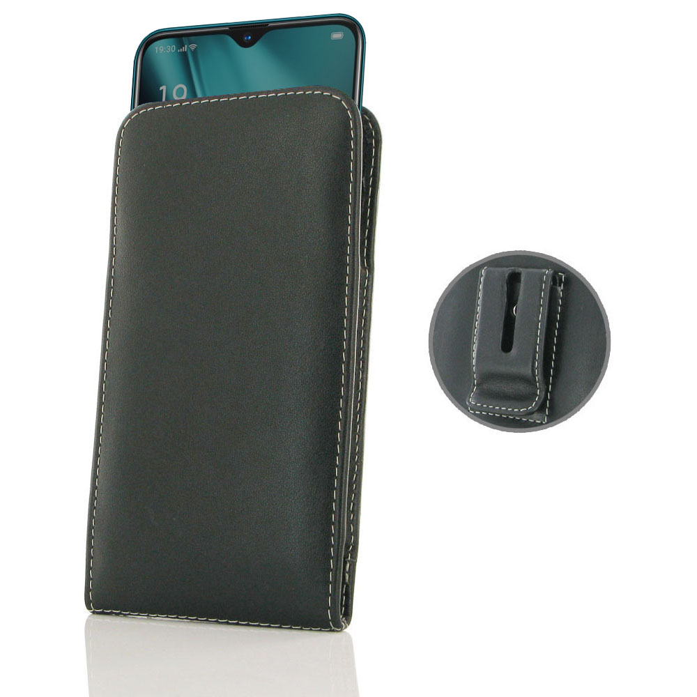 10% OFF + FREE SHIPPING, Buy the BEST PDair Handcrafted Premium Protective Carrying OPPO K5 Pouch Case with Belt Clip. Exquisitely designed engineered for OPPO K5.