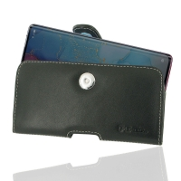 Leather Horizontal Pouch Case with Belt Clip for OPPO Reno3 Pro