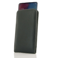 Leather Vertical Pouch Case for OPPO Reno3 Pro