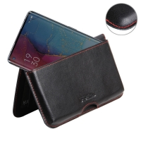 10% OFF + FREE SHIPPING, Buy the BEST PDair Handcrafted Premium Protective Carrying OPPO Reno3 Pro Leather Wallet Pouch Case (Red Stitch). Exquisitely designed engineered for OPPO Reno3 Pro.