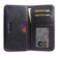10% OFF + FREE SHIPPING, Buy the BEST PDair Handcrafted Premium Protective Carrying Samsung Galaxy A01 Leather Wallet Sleeve Case (Red Stitch). Exquisitely designed engineered for Samsung Galaxy A01.