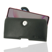 Leather Horizontal Pouch Case with Belt Clip for Samsung Galaxy Note 10 Lite