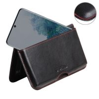 10% OFF + FREE SHIPPING, Buy the BEST PDair Handcrafted Premium Protective Carrying Samsung Galaxy S20 Plus 5G Leather Wallet Pouch Case (Red Stitch). Exquisitely designed engineered for Samsung Galaxy S20 Plus 5G.