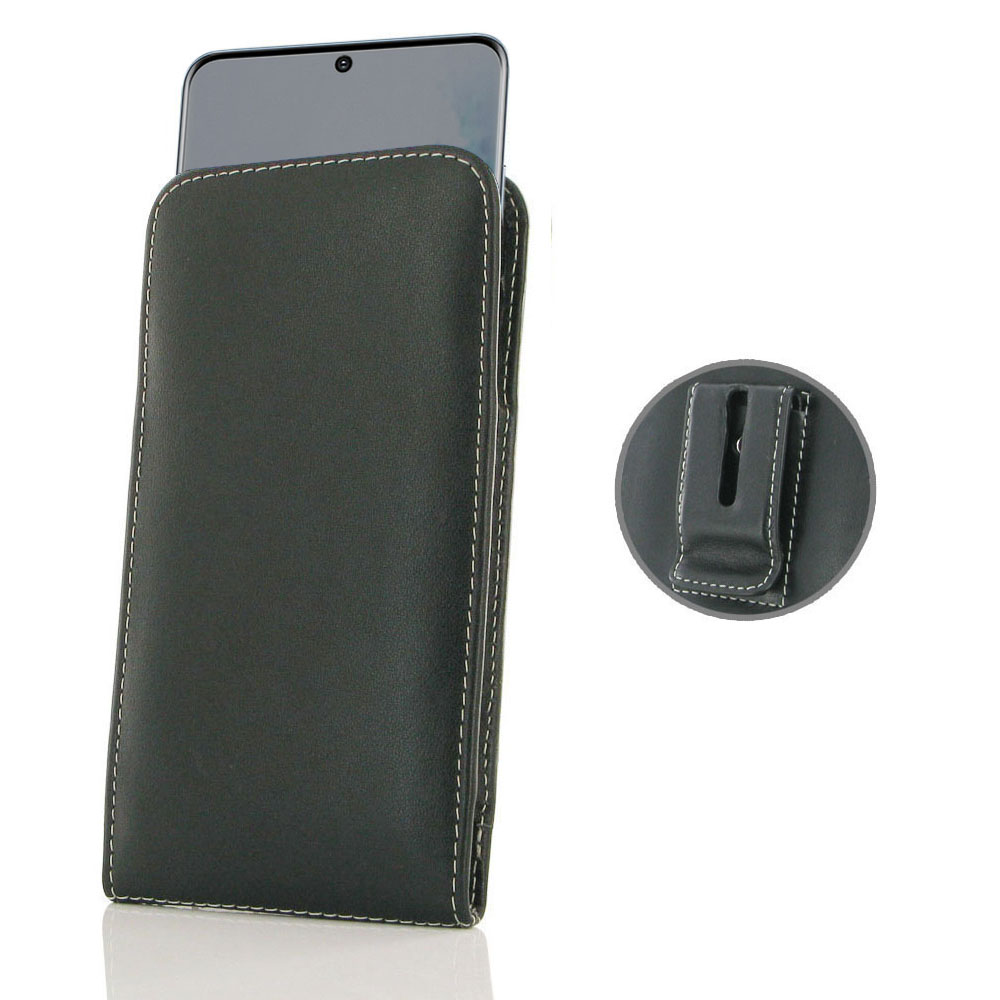 10% OFF + FREE SHIPPING, Buy the BEST PDair Handcrafted Premium Protective Carrying Samsung Galaxy S20 Plus 5G Pouch Case with Belt Clip. Exquisitely designed engineered for Samsung Galaxy S20 Plus 5G.