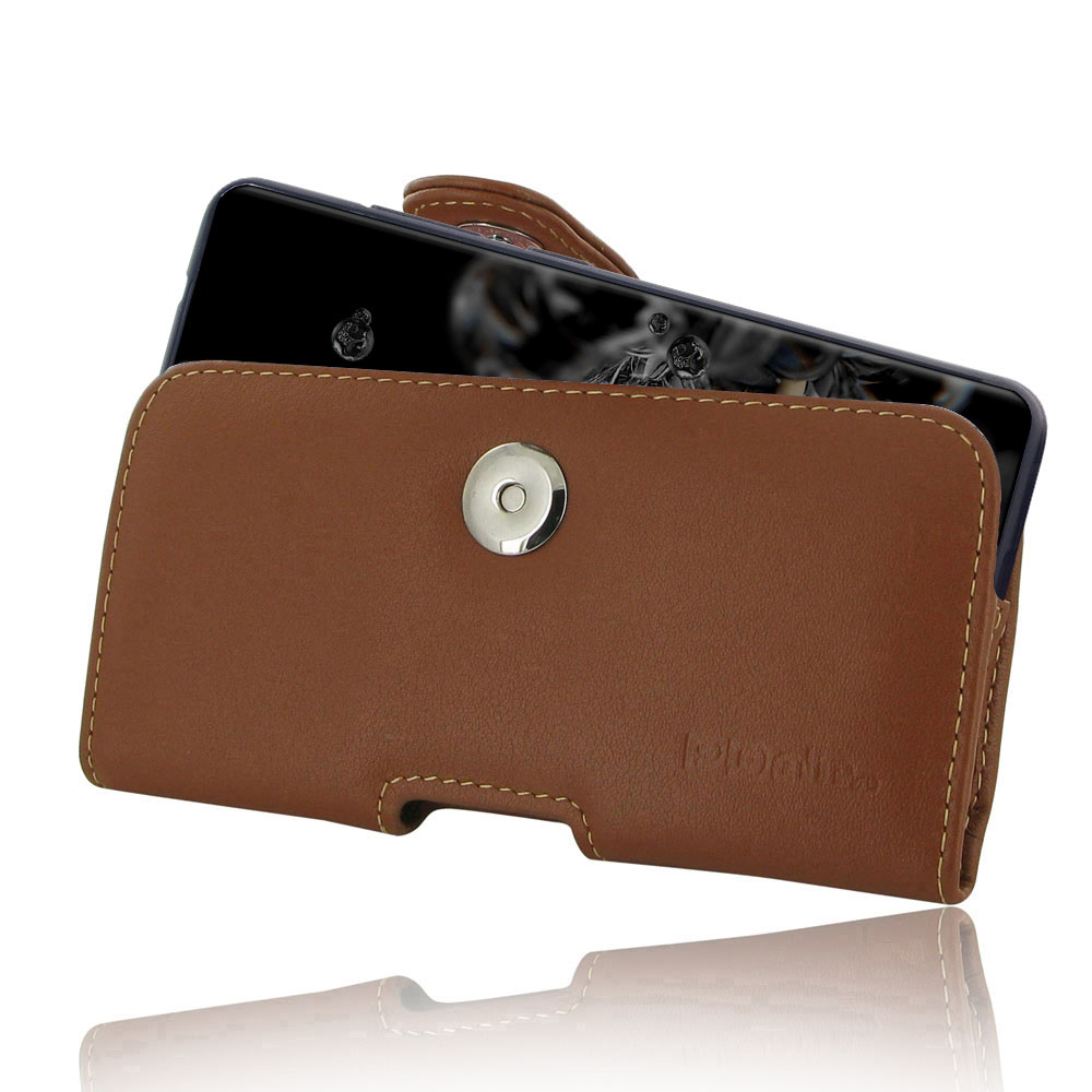 10% OFF + FREE SHIPPING, Buy the BEST PDair Top Quality Full Grain Handcrafted Premium Protective Samsung Galaxy S20 Ultra 5G (in Slim Cover) Holster Case (Brown) online. Exquisitely designed engineered for Samsung Galaxy S20 Ultra 5G.